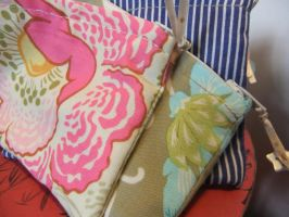 Assortment of Pretty Purses No. 2 by sewn-by-honeybirds