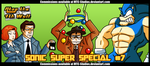 AT4W: Sonic Super Special #7 by MTC-Studios