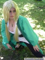 Tsunade by clockwork-eden