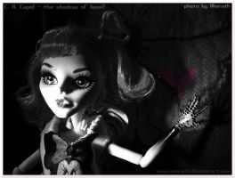 C. A. Cupid - the shadow of love? by Miarath