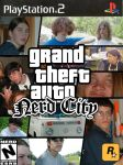 Grand Theft Auto: Nerd City by Ansem87