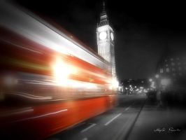A look at London by MyrtoGkl