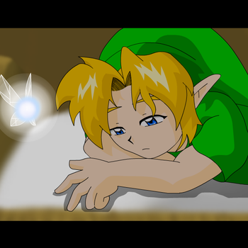 Ocarina of time 'preview 2' by coycoy