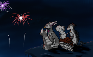 A New Year by CubieJ
