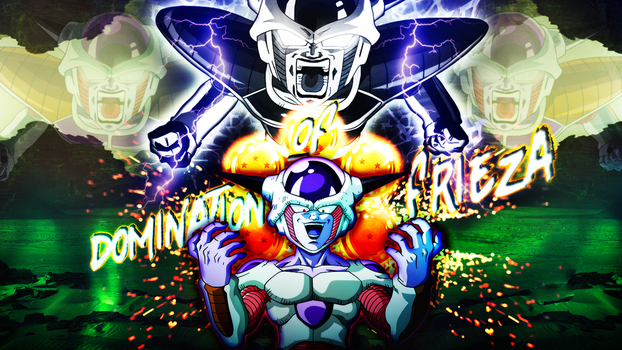 Lp Domination Of Frieza by Tsubasa974
