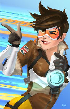 Tracer by Moofle