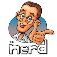The Nerd by gaucelm