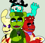 !five nights at flippys! by I0GS
