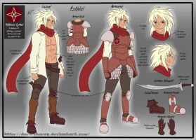 Ezekiel - Reference Sheet by Dark4Kuran