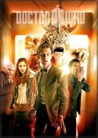 Doctor Who s06e11 poster by gazzatrek