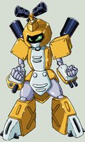Metabee Full colors by Hanshumon