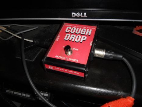 Cough Drop button by Dogman15