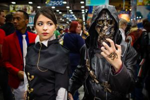 Dishonored Cosplay by StebboKun