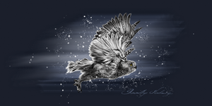 Hedwig by WhiteSpiritWolf