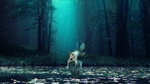 In the deep forest by RazielMB