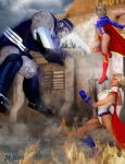 The Girls Strike Back by tiangtam