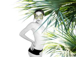 Jungle Julie by Flore