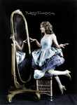 Mary Pickford, Blue Version by koolkitty9