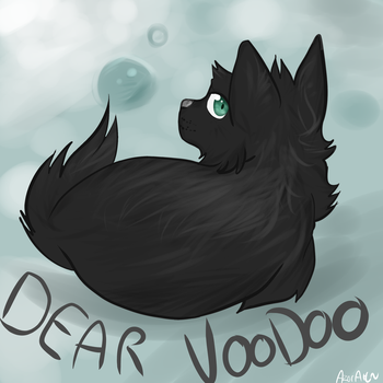 Dear voodoo :3 by AzorART