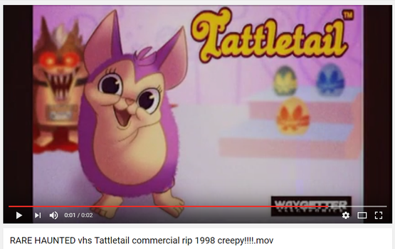 REALLY CREEPY Tattletail haunted vhs!!! by TheMarquisOfDorks