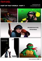 Raphael - Part of That World PART 7 by TurboTails06