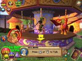 Wizard101: Now THAT is Magic! by RandomCrap123