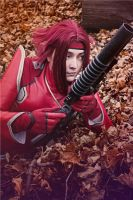 Code Geass. Kallen Kozuki. Kill all the Britannian by SarinaAmazon