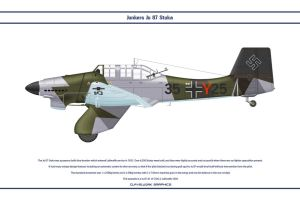 Ju 87 StG 2 1 by WS-Clave