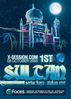 Sultan At Faces by can