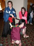 Cosplay: Samurai Champloo by BlackKrogoth