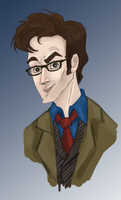 The Doctor by naiubl