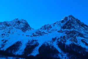 mount croce and nanaz by Eilesselas