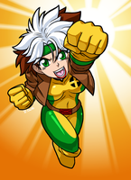 Rogue by rongs1234