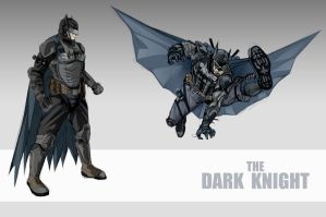 Dark Tactical Knight by darknight7