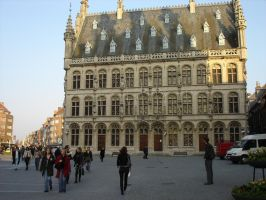 Louvain by winterschmied