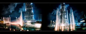 Dubai at Night 7 by calimer00