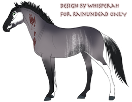 Design Commission RainUndead by Whisperah
