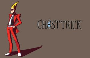 Ghost Trick Wallpaper by fridayivy