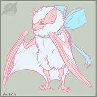 Northern Ghost Bat adopt taken by shorty-antics-27