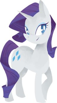 Rarity by starrypon