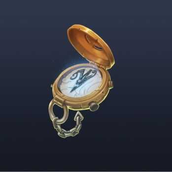 The Westward Compass by Steamhat
