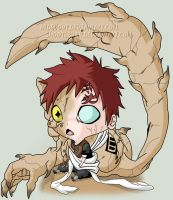 Gaara Shukaku by Shooter2K9