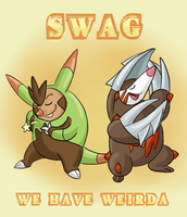 I used SWAGGER by Weirda208