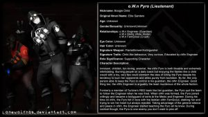 [SFM Biography] TF2 - CoP - oWn Pyro by LoneWolfHBS