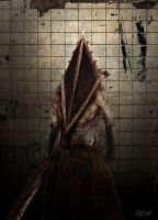 That Red Pyramid Thing by shadothezombie