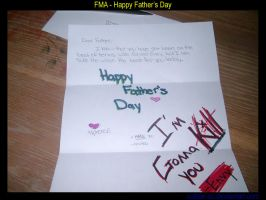 FMA - Father's Day Letter by outlaw-oc