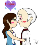 Young/Old Love by PopP-Penguin
