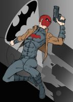 Jason Todd- Red Hood by kataanger316