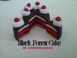Black Forest Cake by xRockingChick