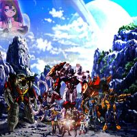 Yu-Gi-Oh! Enter the Beast Wars by yugioh1985